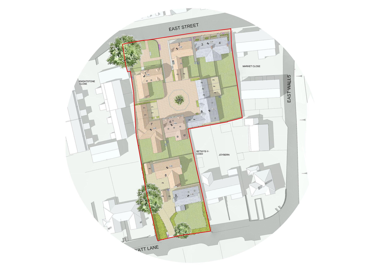 WLA Wareham Site Plan